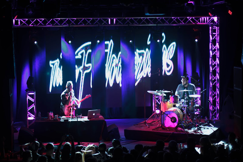 The Floozies WILL blow minds at MoonTower this year